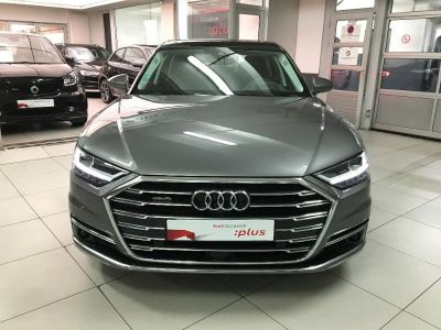 Audi A8 55 TFSI 340ch Avus Extended quattro tiptronic 8 - <small></small> 89.900 € <small>TTC</small>