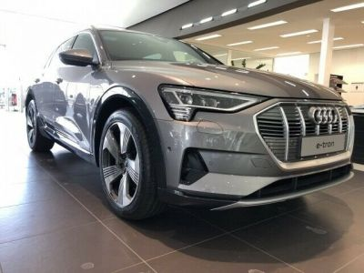 Audi E-tron 55 QUATTRO - <small></small> 84.900 € <small>TTC</small>
