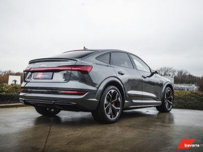Audi E-tron S Sportback Quattro B&O*PANO*360° - <small></small> 112.900 € <small>TTC</small> - #11
