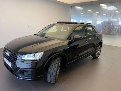 Audi Q2 35 TDI 150 S tronic 7 Midnight Series - <small></small> 37.990 € <small>TTC</small>