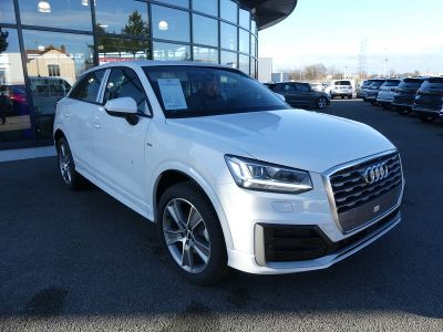 Audi Q2 35 TDI STRO 150 DESIGN EDITION