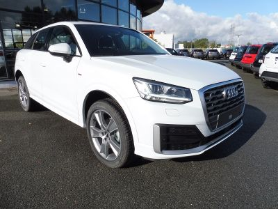 Audi Q2 35 TFSI 150CH DESIGN EDITION STRONIC