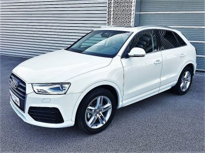Audi Q3 1.4 TFSI COD 150 ch S tronic 6 Ambition Luxe - <small></small> 34.490 € <small>TTC</small>