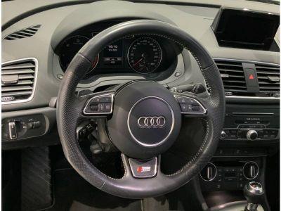Audi Q3 2.0 TDI 184 ch S tronic 7 Quattro S line - <small></small> 22.420 € <small>TTC</small>