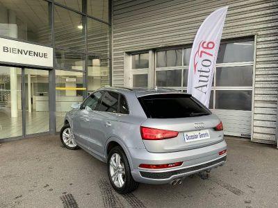 Audi Q3 2.0 TDI 184ch S line quattro S tronic 7 - <small></small> 31.900 € <small>TTC</small>
