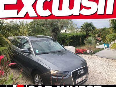 Audi Q3 2.0 tdi dpf 140 10 - <small></small> 21.690 € <small>TTC</small> - #1