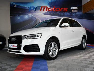 Audi Q3 S-Line Ambition 1.4 TFSI 150 S-Tronic GPS Bluetooth Drive LED Défilement JA 18 - <small></small> 21.990 € <small>TTC</small> - #1