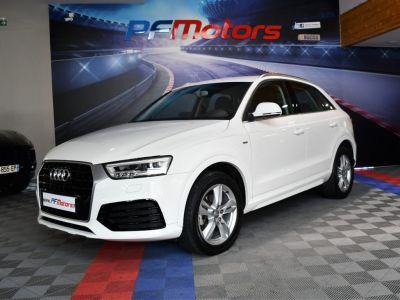 Audi Q3 S-Line Ambition 1.4 TFSI 150 S-Tronic GPS Bluetooth Drive LED Défilement JA 18 - <small></small> 21.990 € <small>TTC</small> - #3