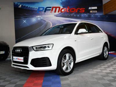 Audi Q3 S-Line Ambition 1.4 TFSI 150 S-Tronic GPS Bluetooth Drive LED Défilement JA 18 - <small></small> 21.990 € <small>TTC</small> - #5