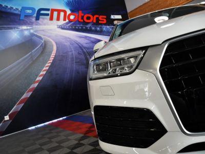 Audi Q3 S-Line Ambition 1.4 TFSI 150 S-Tronic GPS Bluetooth Drive LED Défilement JA 18 - <small></small> 21.990 € <small>TTC</small> - #9
