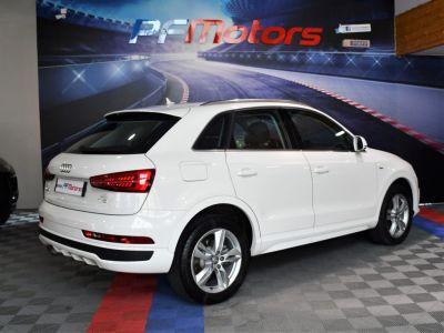 Audi Q3 S-Line Ambition 1.4 TFSI 150 S-Tronic GPS Bluetooth Drive LED Défilement JA 18 - <small></small> 21.990 € <small>TTC</small> - #14