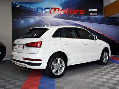 Audi Q3 S-Line Ambition 1.4 TFSI 150 S-Tronic GPS Bluetooth Drive LED Défilement JA 18 - <small></small> 21.990 € <small>TTC</small> - #15