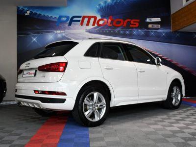 Audi Q3 S-Line Ambition 1.4 TFSI 150 S-Tronic GPS Bluetooth Drive LED Défilement JA 18 - <small></small> 21.990 € <small>TTC</small> - #16
