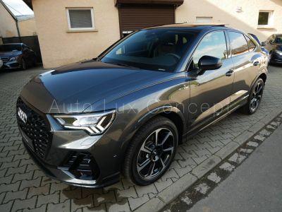 Audi Q3 Sportback S line 35 TDi S tronic, Toit pano, Matrix LED, ACC, Caméra 360°, Sièges électriques - <small></small> 53.900 € <small>TTC</small> - #1