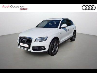 Audi Q5 2.0 TDI 190ch S line quattro S tronic 7 - <small></small> 31.996 € <small>TTC</small> - #1