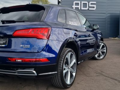 Audi Q5 40 TDI 190ch quattro Euro6d-T - <small></small> 52.999 € <small>TTC</small> - #10