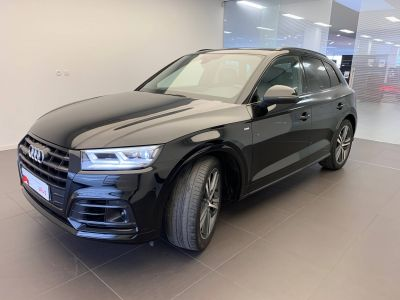 Audi Q5 V6 3.0 TDI 286 Tiptronic 8 Quattro S line - <small></small> 56.490 € <small>TTC</small>