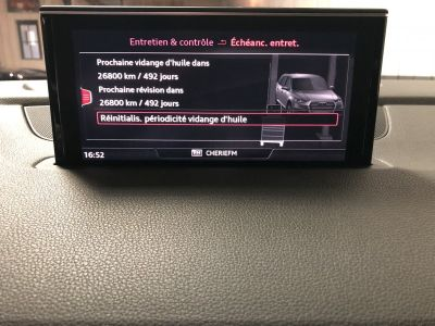 Audi Q7 3.0 TDI 272 CV AVUS QUATTRO 7PL - <small></small> 49.950 € <small>TTC</small>