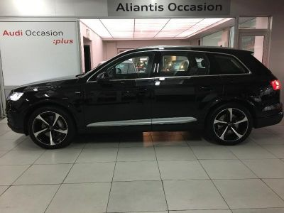 Audi Q7 3.0 V6 TDI 272ch clean diesel Avus Extended quattro Tiptronic 5 places 17cv - <small></small> 77.900 € <small>TTC</small>