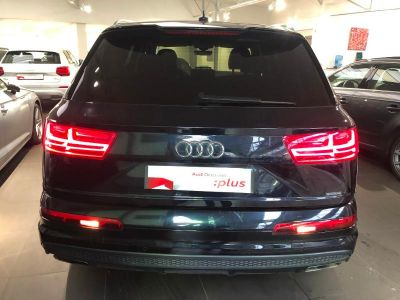 Audi Q7 3.0 V6 TDI 272ch clean diesel Avus Extended quattro Tiptronic 5 places 17cv - <small></small> 53.800 € <small>TTC</small>