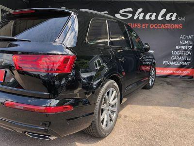 Audi Q7 50 TDI 286CH AVUS EXTENDED QUATTRO TIPTRONIC 5 PLACES - <small></small> 54.970 € <small>TTC</small> - #6