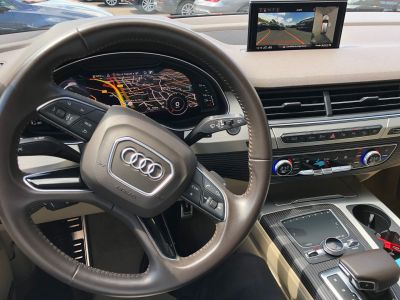 Audi Q7 50 TDI 286CH AVUS EXTENDED QUATTRO TIPTRONIC 5 PLACES - <small></small> 54.970 € <small>TTC</small> - #17