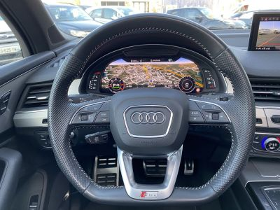 Audi Q7 50 TDI 286CH S LINE QUATTRO TIPTRONIC 7 PLACES - <small></small> 66.990 € <small>TTC</small> - #6