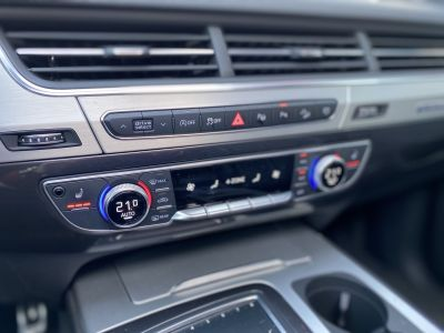 Audi Q7 50 TDI 286CH S LINE QUATTRO TIPTRONIC 7 PLACES - <small></small> 66.990 € <small>TTC</small> - #8