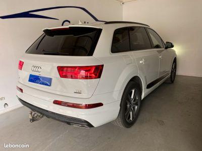 Audi Q7 7 places S-line 3.0 Tdi Quattro 272 CH Virtual cockpit Voiture française - <small></small> 40.900 € <small>TTC</small> - #2