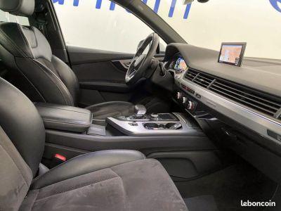 Audi Q7 7 places S-line 3.0 Tdi Quattro 272 CH Virtual cockpit Voiture française - <small></small> 40.900 € <small>TTC</small> - #3
