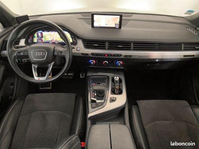 Audi Q7 7 places S-line 3.0 Tdi Quattro 272 CH Virtual cockpit Voiture française - <small></small> 40.900 € <small>TTC</small> - #4
