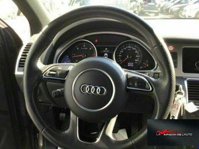 Audi Q7 Audi Audi Q7 3.0 tdi clean Advanced Plus quattro 245c - <small></small> 31.500 € <small>TTC</small> - #11