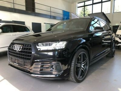 Audi Q7 Audi Q7 3.0 TDI 272 V6 S Line/ 7-PLACES/JANTES 22/PROJECTEURS Matrix/TOIT PANO/GARANTIE 12MOIS - <small></small> 51.490 € <small>TTC</small> - #11