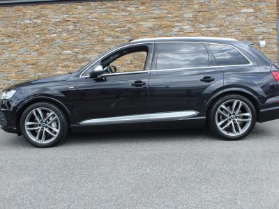 Audi Q7 V6 272ch Avus Extended quattro 7 places - <small></small> 49.990 € <small>TTC</small> - #27