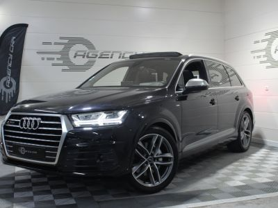 Audi Q7 V6 272ch Avus Extended quattro 7 places - <small></small> 49.990 € <small>TTC</small> - #32