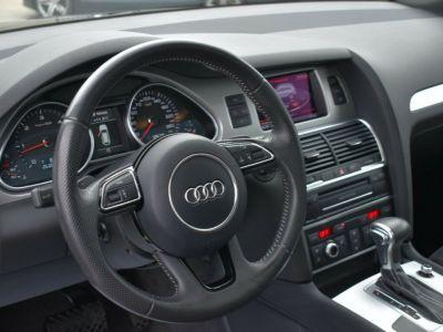 Audi Q7 V6 3.0 TDI 245 S LINE QUATTRO TIPTRONIC 7 PLACES 12/2014 - <small></small> 30.990 € <small>TTC</small> - #7