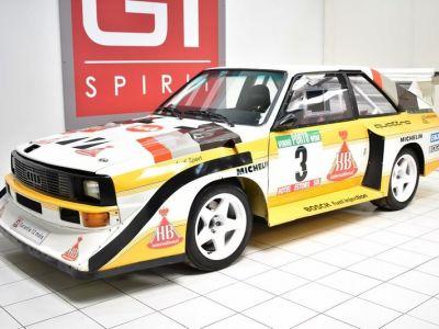 Audi Quattro Sport S1 - <small></small> 185.900 € <small>TTC</small> - #1