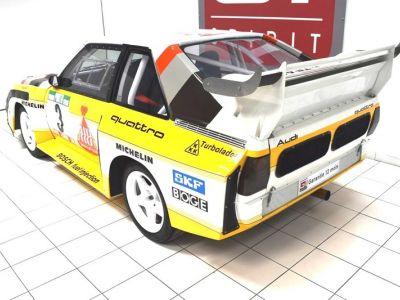 Audi Quattro Sport S1 - <small></small> 185.900 € <small>TTC</small> - #13