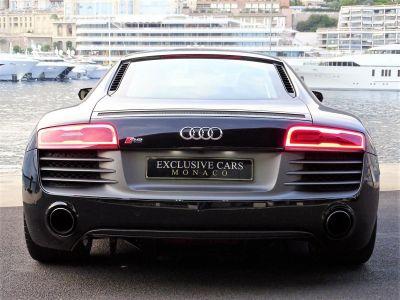 Audi R8 AUDI R8 V10 PLUS COUPE 5.2 FSI QUATTRO 550 CV - FULL CARBONE - MONACO - <small></small> 89.900 € <small>TTC</small>