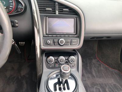 Audi R8 Spyder 5.2 V10 FSI 525CH - <small></small> 82.000 € <small>TTC</small>