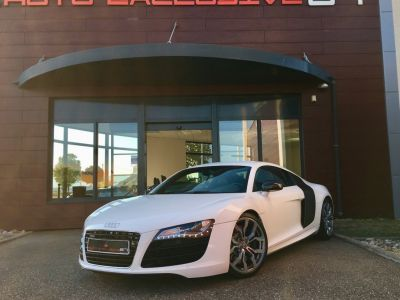 Audi R8 V8 R-TRONIC QUATTRO PACK V10 FULL OP - <small></small> 49.990 € <small>TTC</small>