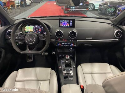 Audi RS3 sportback 2.5 tfsi 400Cv - <small></small> 52.990 € <small>TTC</small> - #5