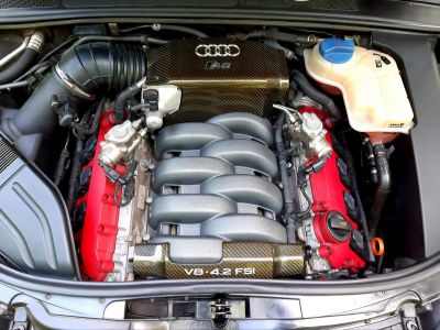 Audi RS4 4.2l V8 Quattro  - <small></small> 33.900 € <small>TTC</small> - #11