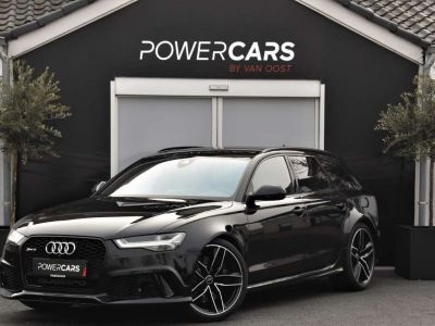 Audi RS6   AVANT   LICHTE VRACHT   € 57.000 EXCL. BTW - <small></small> 68.950 € <small>TTC</small> - #1