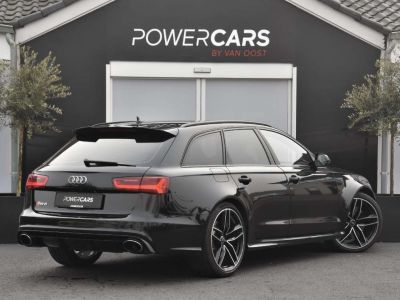 Audi RS6   AVANT   LICHTE VRACHT   € 57.000 EXCL. BTW - <small></small> 68.950 € <small>TTC</small> - #5