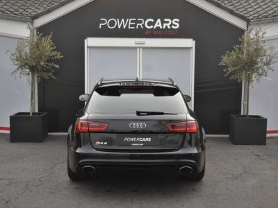 Audi RS6   AVANT   LICHTE VRACHT   € 57.000 EXCL. BTW - <small></small> 68.950 € <small>TTC</small> - #8