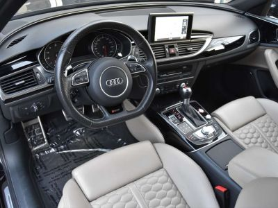 Audi RS6   AVANT   LICHTE VRACHT   € 57.000 EXCL. BTW - <small></small> 68.950 € <small>TTC</small> - #9
