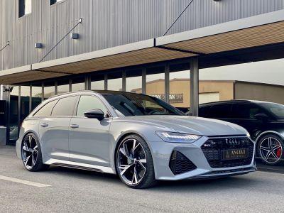 Audi RS6 (4E GENERATION) AVANT IV 4.0 TFSI 600 QUATTRO TIPTRONIC 8 - <small></small> 159.990 € <small>TTC</small> - #4