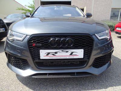 Audi RS6 AVANT 4.0L TFSI 560ps Tipt/Carbone Freins Ceramique  tete haute  - <small></small> 56.890 € <small>TTC</small> - #2