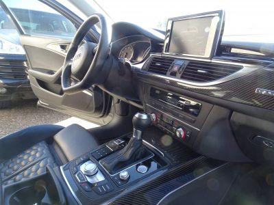 Audi RS6 AVANT 4.0L TFSI 560ps Tipt/Carbone Freins Ceramique  tete haute  - <small></small> 56.890 € <small>TTC</small> - #14